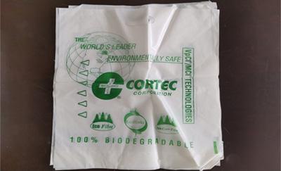 美国CORTEC EcoFilm可100%降解薄膜袋